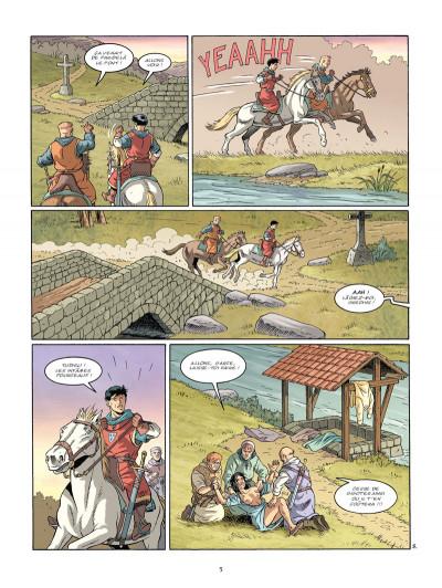 Page 3 Les aigles décapitées tome 27