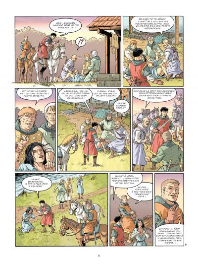 Page 4 Les aigles décapitées tome 27
