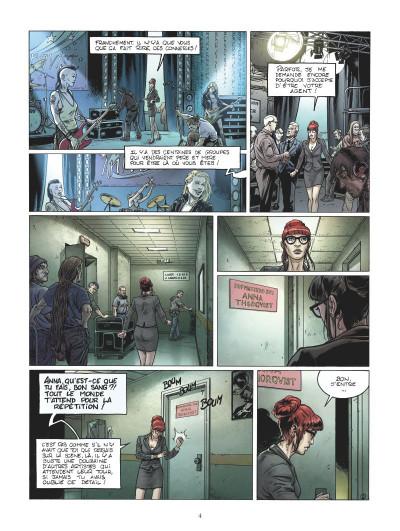 Page 2 Le chant des runes tome 1