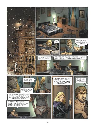 Page 4 Le chant des runes tome 1