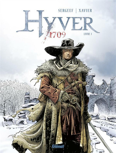 Couverture Hyver 1709 tome 1