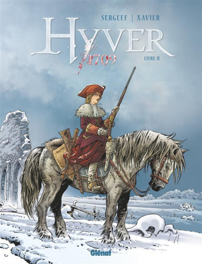 Couverture Hyver 1709 tome 2
