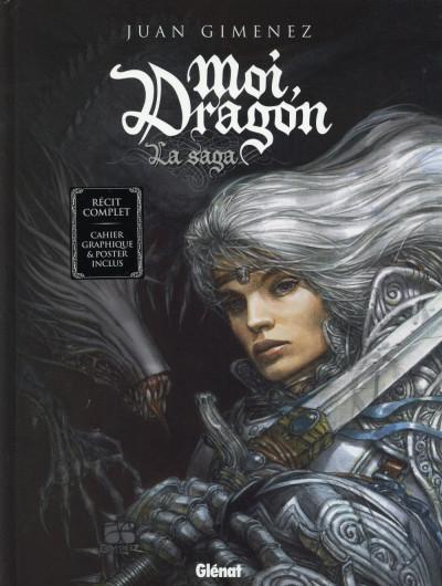 Couverture Moi dragon - La saga