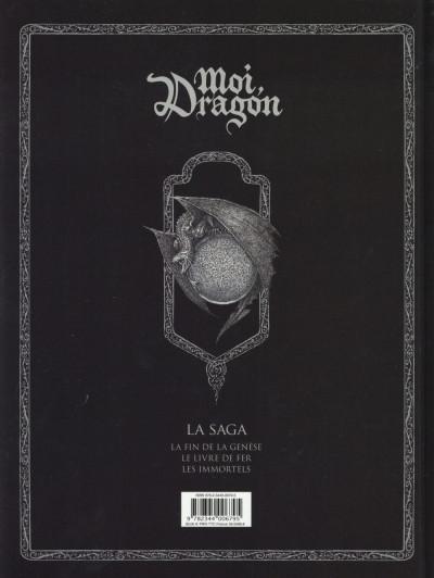 Dos Moi dragon - La saga