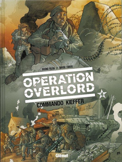 image de Opération overlord tome 4 - Commando Kieffer