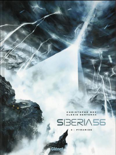 image de Siberia 56 tome 3 - pyramide