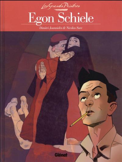 image de Les grands peintres : Egon Schiele - Le cardinal et la nonne