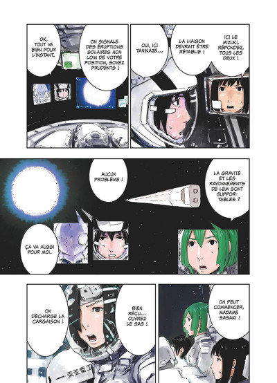 Page 4 Knights of sidonia tome 13