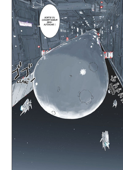 Page 5 Knights of sidonia tome 13