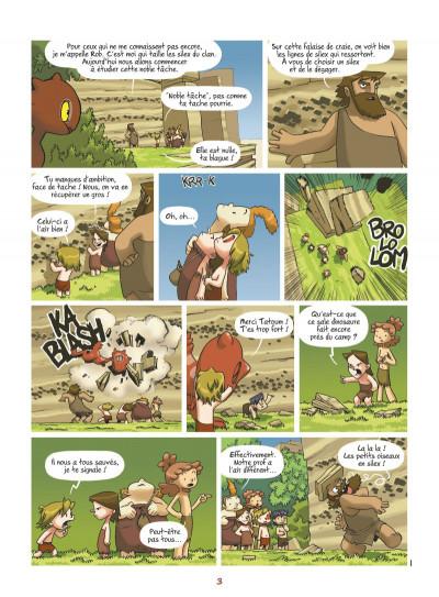 Page 1 Tib et Tatoum tome 3