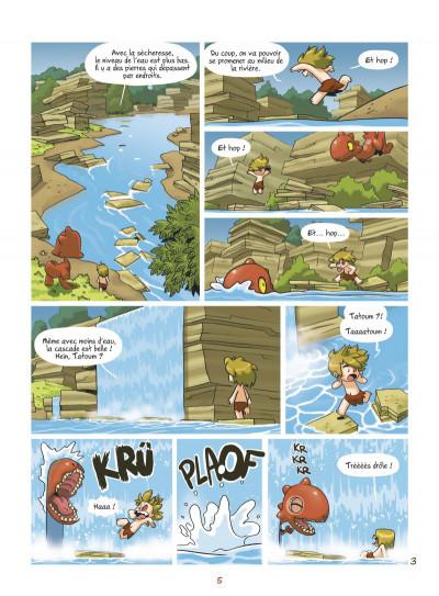 Page 3 Tib et Tatoum tome 3