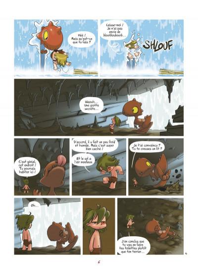 Page 4 Tib et Tatoum tome 3