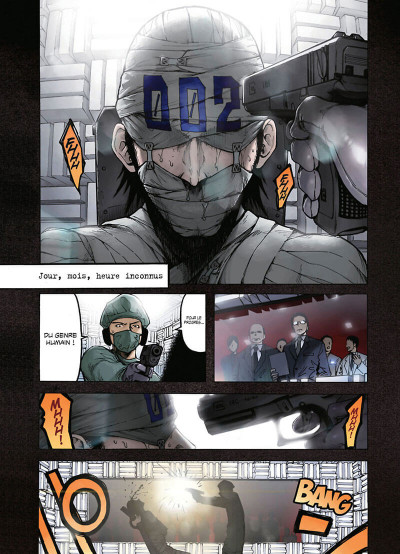 Page 2 Ajin tome 1