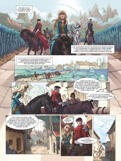 Page 1 La quête d'Ewilan tome 4