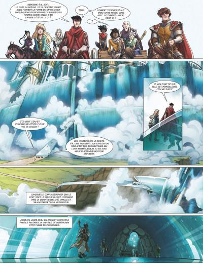 Page 4 La quête d'Ewilan tome 4