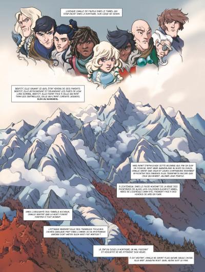 Page 1 La quête d'Ewilan tome 5
