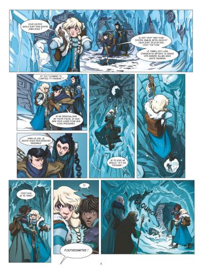 Page 2 La quête d'Ewilan tome 5