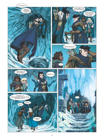 Page 3 La quête d'Ewilan tome 5
