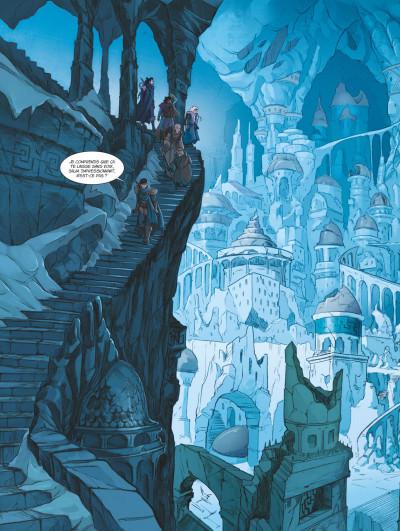 Page 4 La quête d'Ewilan tome 5