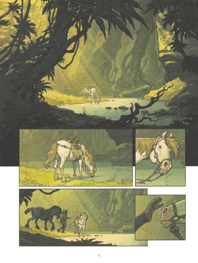 Page 2 Conan le Cimmérien - Les clous rouges