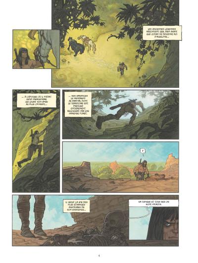 Page 3 Conan le Cimmérien - Les clous rouges