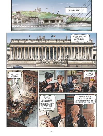 Page 3 Les seigneurs de la terre tome 1