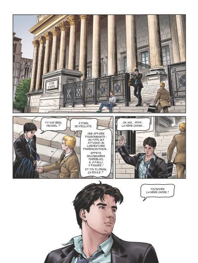 Page 4 Les seigneurs de la terre tome 1
