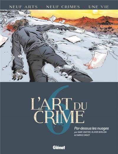 Couverture L'art du crime tome 6