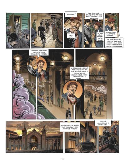Page 0 L'art du crime tome 6