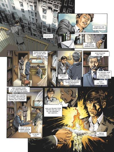 Page 5 L'art du crime tome 6