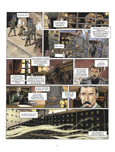 Page 7 L'art du crime tome 6