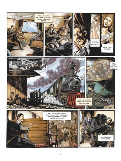 Page 8 L'art du crime tome 6