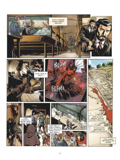 Page 9 L'art du crime tome 6