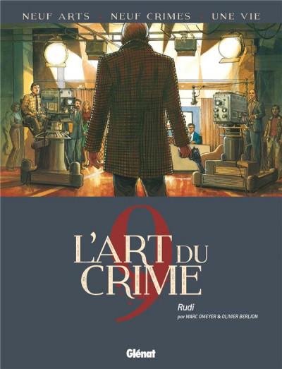 Couverture L'art du crime tome 9
