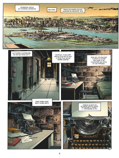Page 1 L'art du crime tome 9