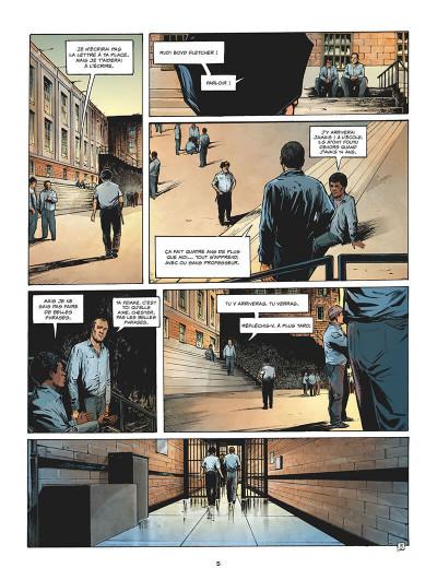 Page 3 L'art du crime tome 9