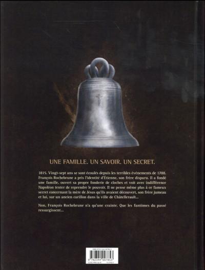 Dos Les maîtres-saintiers tome 2