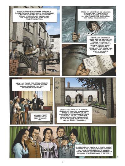 Page 1 Les maîtres-saintiers tome 2