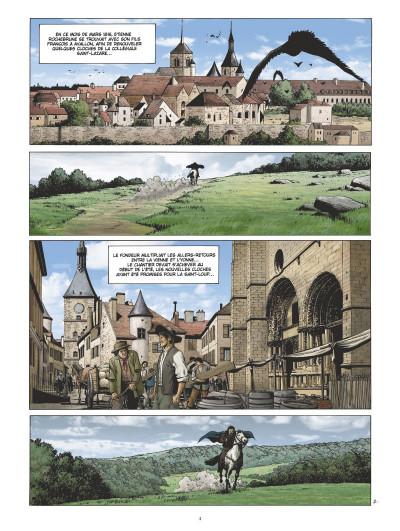 Page 2 Les maîtres-saintiers tome 2