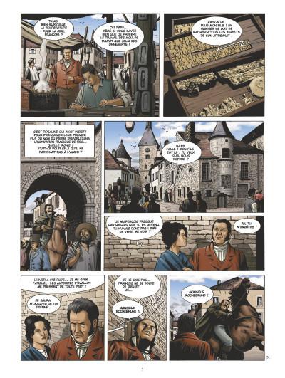 Page 3 Les maîtres-saintiers tome 2