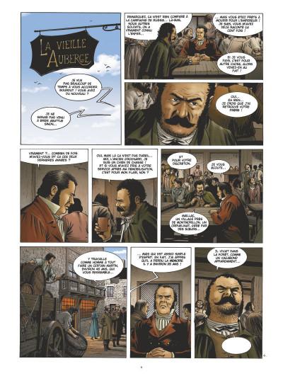 Page 4 Les maîtres-saintiers tome 2