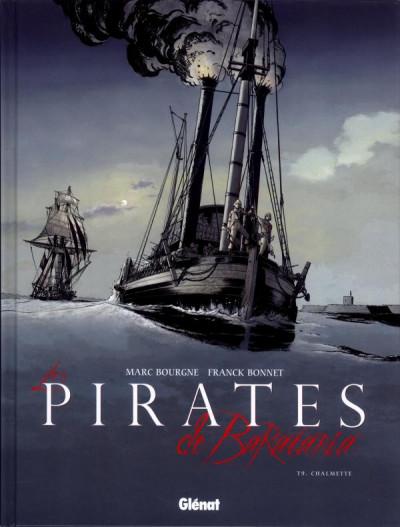 Couverture Les pirates de barataria tome 9