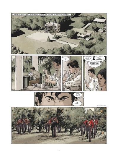 Page 1 Les pirates de barataria tome 9