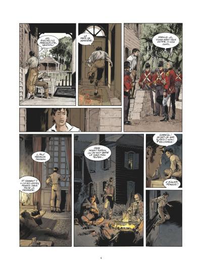 Page 2 Les pirates de barataria tome 9