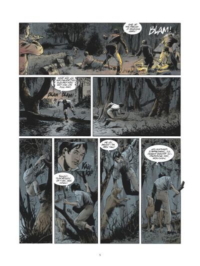 Page 3 Les pirates de barataria tome 9