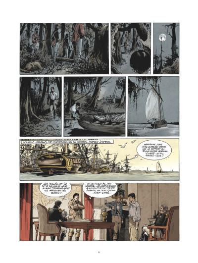 Page 4 Les pirates de barataria tome 9