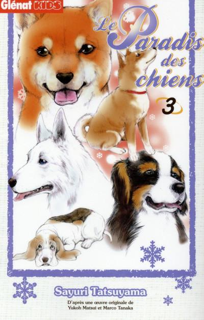 image de Le paradis des chiens tome 3