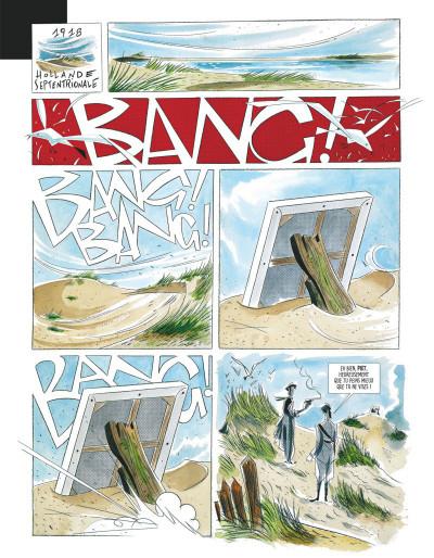 Page 1 La fleur dans l'atelier de Mondrian