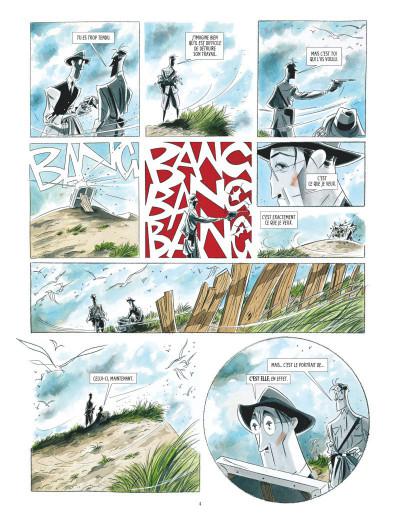 Page 2 La fleur dans l'atelier de Mondrian