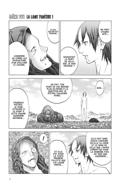 Page 6 Claymore tome 26